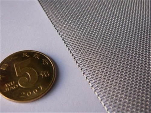 200 125 Mesh Square Wire Mesh Roll , 304 Stainless Steel Wire Cloth For Filter
