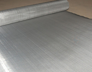 Customized Stainless Steel Wire Mesh Cloth , Stainless Steel Fine Mesh Screen